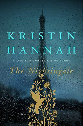 The Nightingale by Kristin Hannah, http://www.amazon.com/dp/B00JO8PEN2/ref=cm_sw_r_pi_dp_sFBmub0BJA4SD I can't wait for this one! I am hoping to attend the launch party for this book.