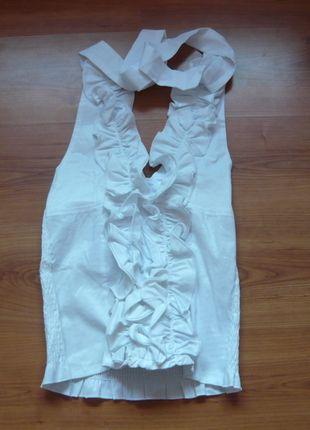 Kup mój przedmiot na #vintedpl http://www.vinted.pl/damska-odziez/koszule/8561156-biala-bluzka-damska
