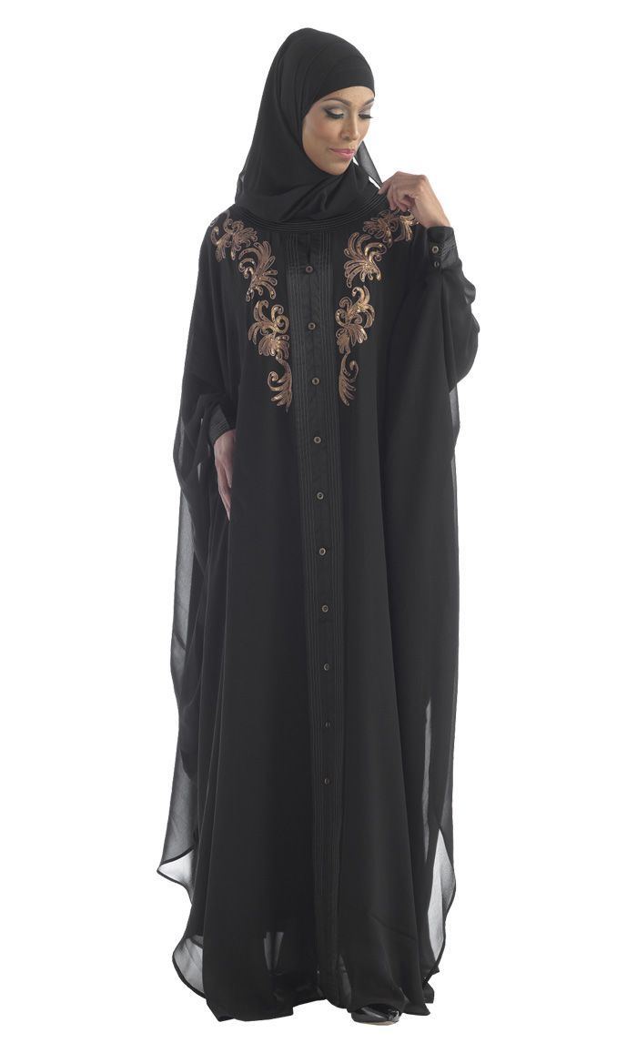 Sparkle in this new celebrity look Kaftan gown!