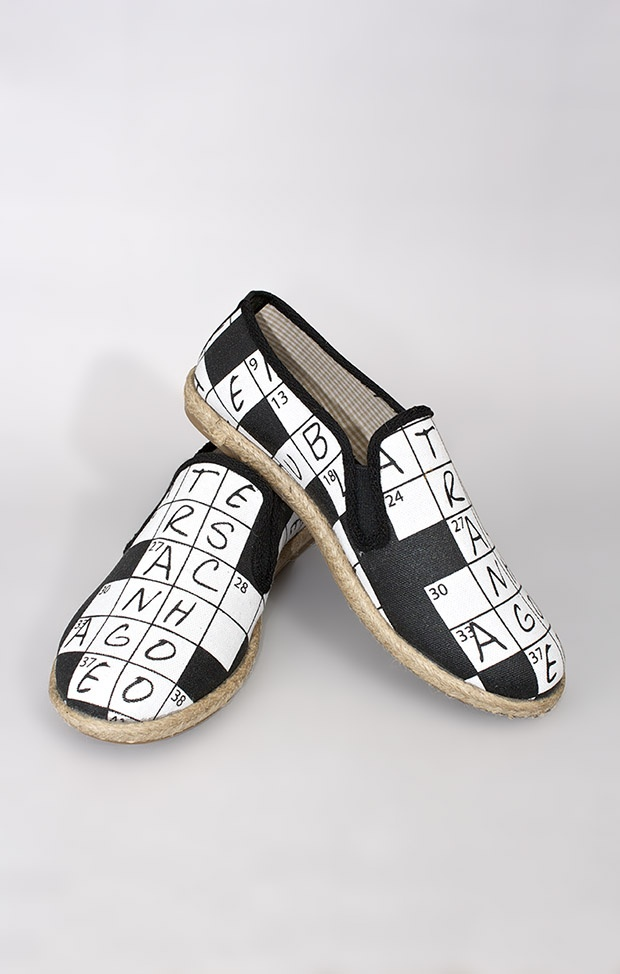 aldo shoes sister company of bee s crossword
