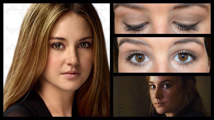 Tris Prior Divergent makeup