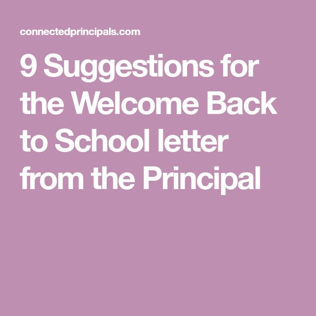 The 25+ best Welcome letter school ideas on Pinterest Parent - sample welcome letter