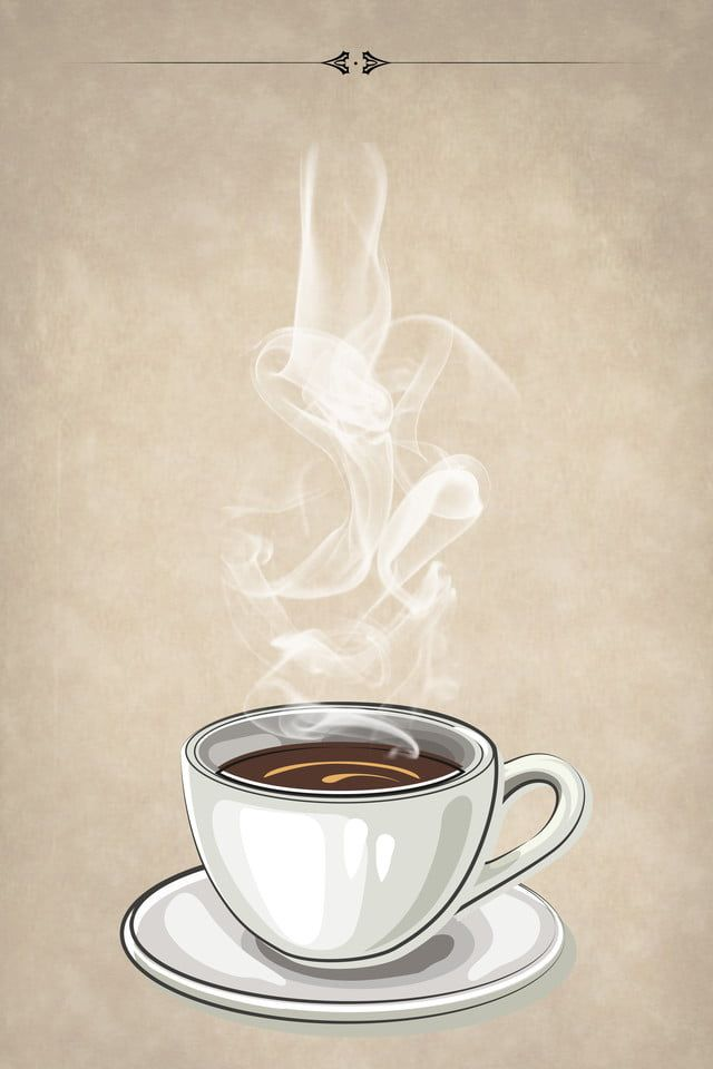 Coffee Fragrance Vintage Background In 2020 Coffee Cup Art Coffee Wallpaper Coffee Art