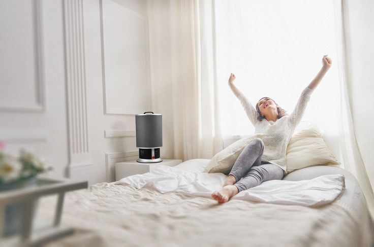 Lux Aeroguard 4S Air Purifier.mini air purifiers are a great innovation for those who suffer from allergies, but for whom space is at a premium.