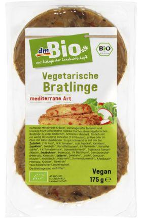 Vegetarische Bratlinge