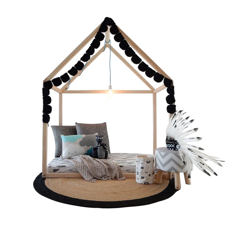 Playhouse Mini by RAW Sunshine Coast  Oh to be a child again … our Playhouse will evoke endless play and lasting childhood memories.   Lovingly designed and handcrafted on the Sunshine Coast by our expert craftsmen, each playhouse is made from 100% environmentally sustainable plantation pine.  Cubby, play house, play room, kids bedroom, children's interior design, interior design, fun, kids