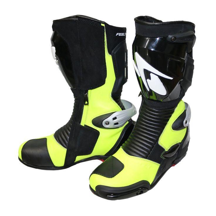 Spyke Totem 2.0 #botas de #piel para #moto 117,20 € es otro nombre de estilo, comodidad y protección. Pedido con @maximomoto