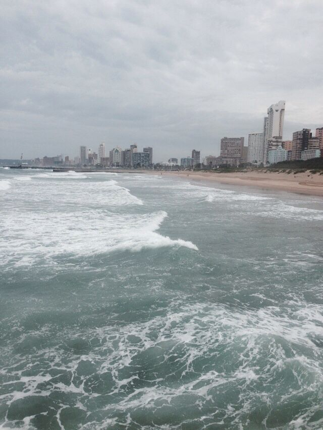 Durban beachfront views