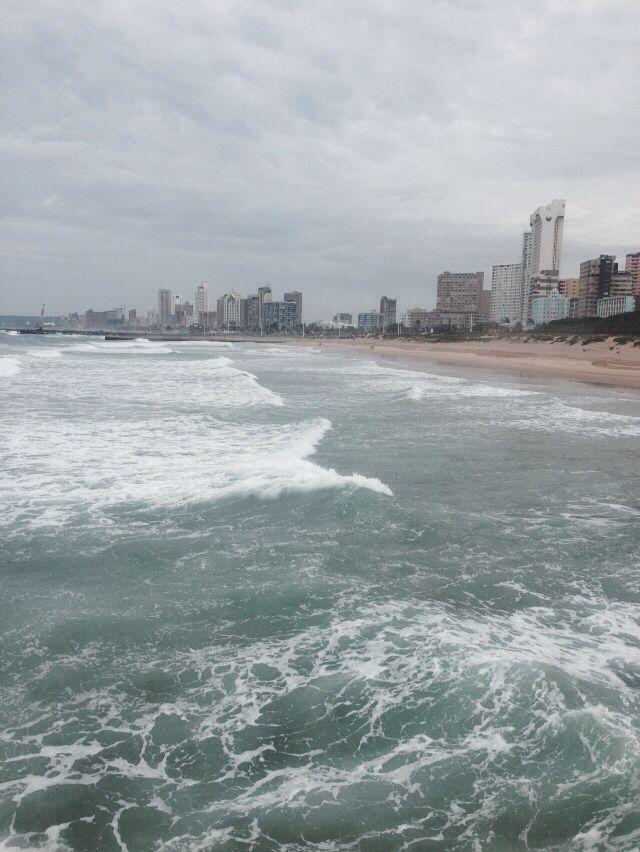 Durban beachfront views