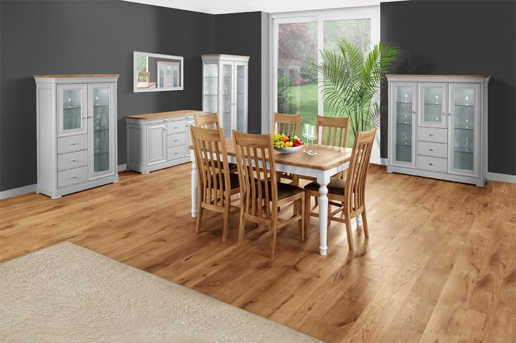 A superior range of designer furniture, offering a fresh and modern take, finished in beautiful mellow painted lacquer. The solid oak top gives every Tuscany piece a look of timeless quality that will enhance any home. #SolidOak