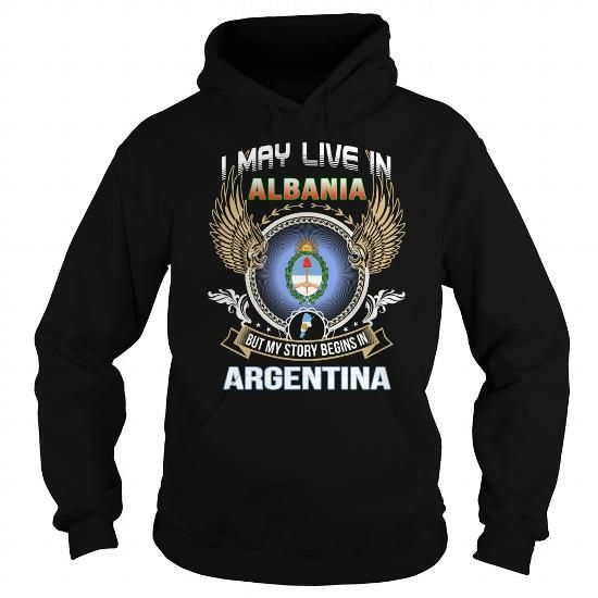 Albania-Argentina T-Shirts, Hoodies (39$ ==► BUY Now!)