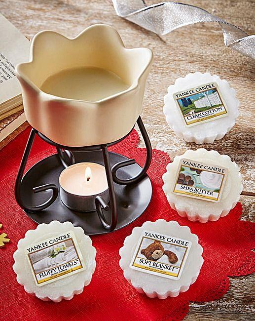 Yankee Candle Petal Bowl kominek zapachowy (Burnt Orange) http://www.iperfumy.pl/yankee-candle/petal-bowl-kominek-zapachowy/