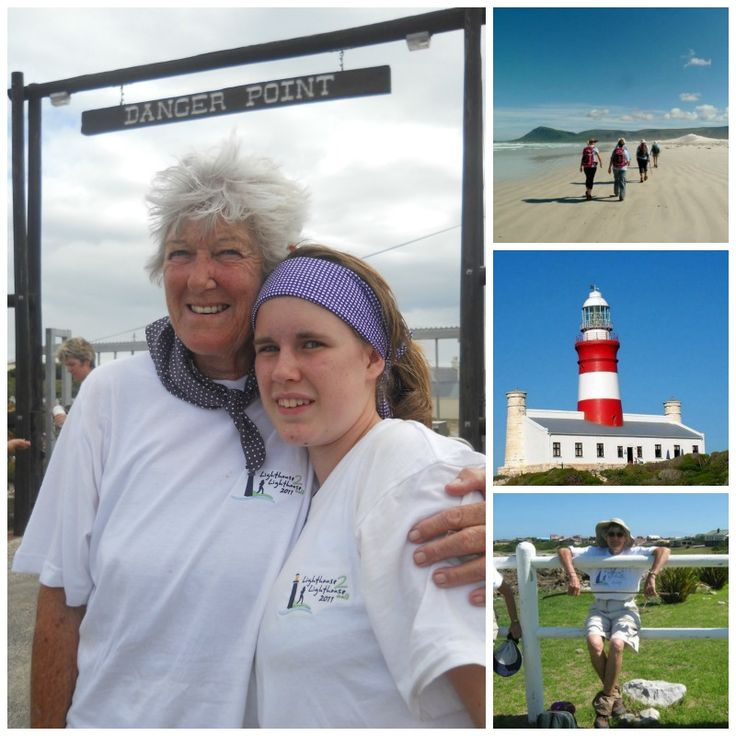 Leslie Clark is a Lighthouse Lady, 2014 will be her 7th walk