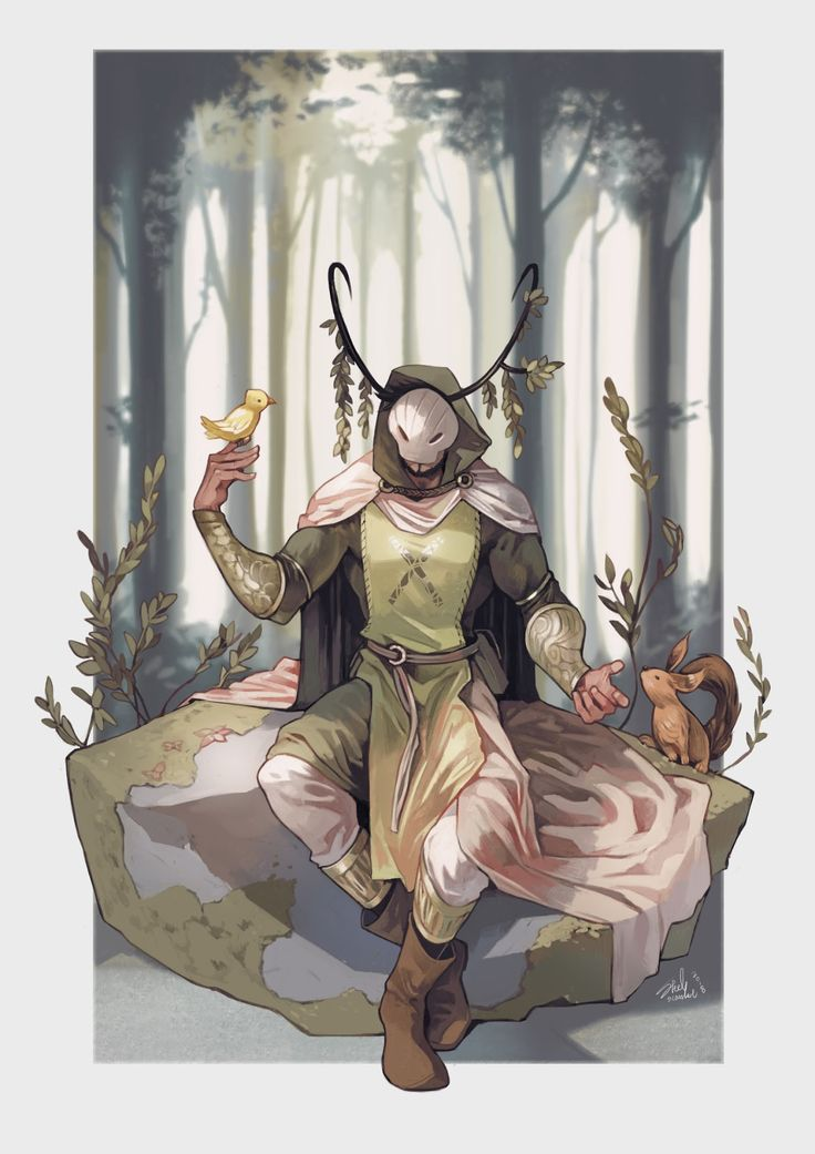 Classic Fantasy by Jo Cheolhong https://www.artstation.com/artwork/xk3dX - Moe Tousignant - Google+