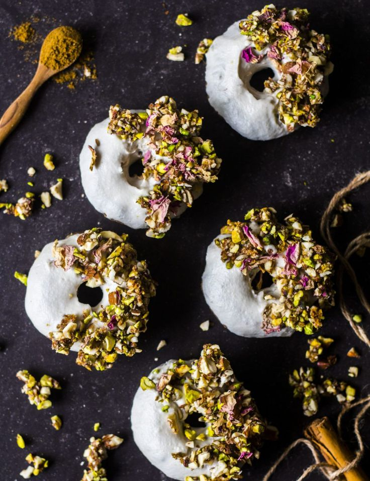 Turmeric chai donuts 9 things I learnt in my 20s as a foodie