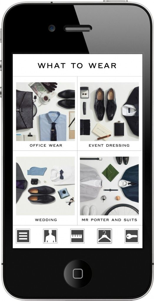 Lovely  Suit Yourself app from the Tv show Suits The What To Wear