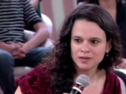 Janaina fala do áudio de Renan que assustou Dilma com Lava Jato, antes das perguntas a Albernaz - YouTube