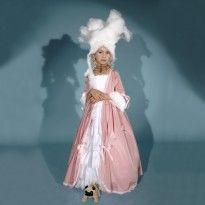 Marie-Antoinette at Versailles (Pink)