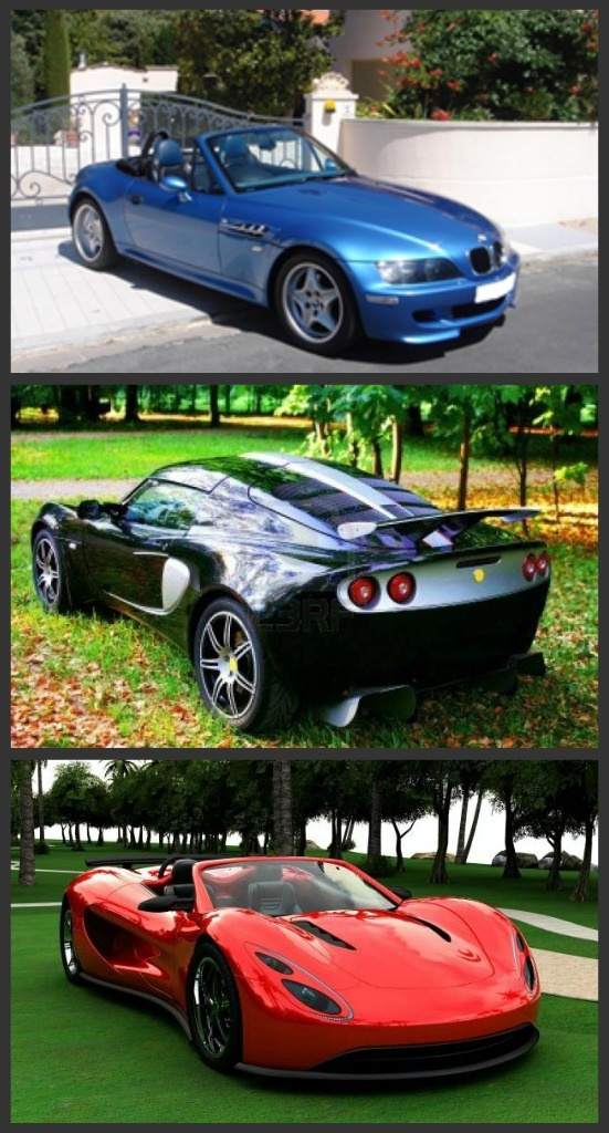 Sport Car / Voiture de Sport