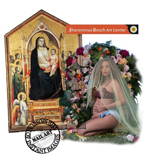 QUER SABER DE MIM?     ME PERGUNTE.: LADY MADONNA MAIL ART CALL 2018 on The Madonna The...