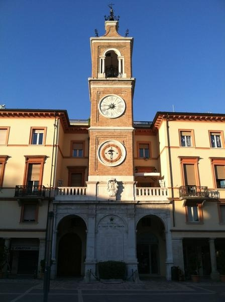 """I'm at Piazza Tre Martiri, Rimini"" by @poohstraveler"