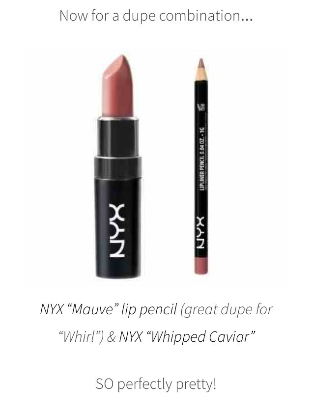 Dupe for Kylie Jenner's maybe pout