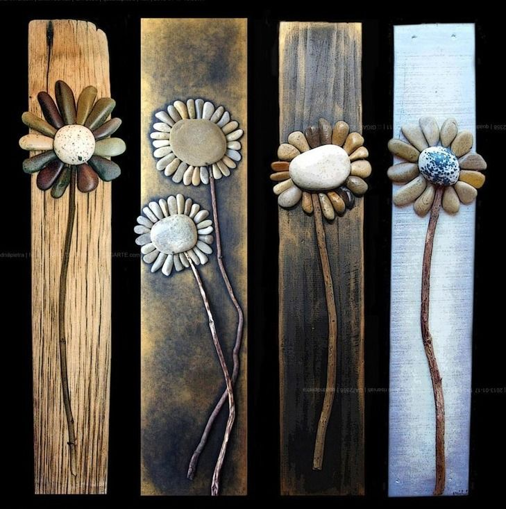 Время собирать камни, или Что можно сделать из гальки - Ярмарка Мастеров - ручная работа, handmade