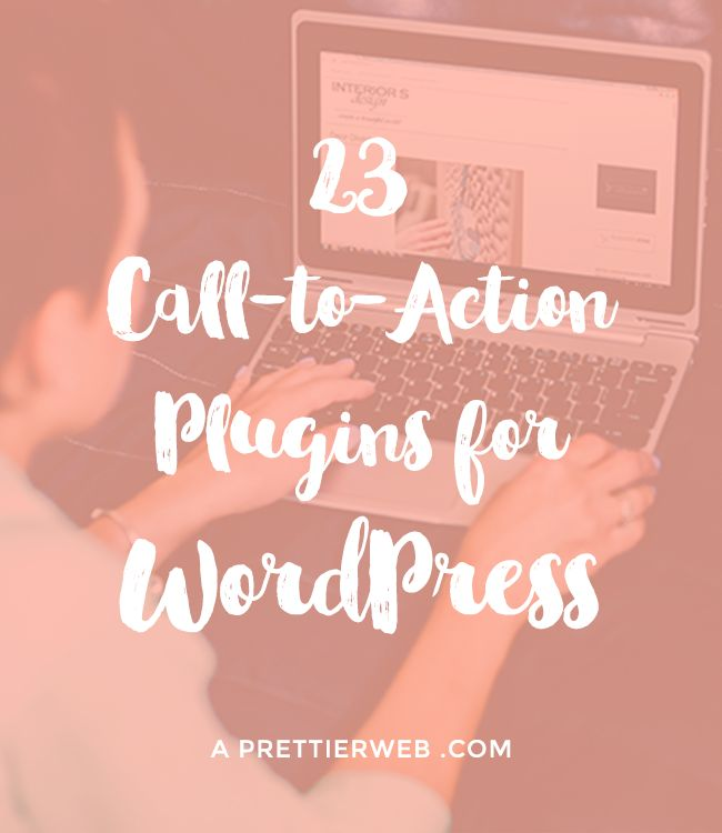 23 call-to-action plugins for WordPress // What do you want visitors to do on your site? Get visitors to click, subscribe, comment, and like. Here are 23 call-to-action plugins for WordPress...