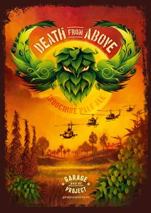 Death From Above - Garage Project - Craft Beer Review