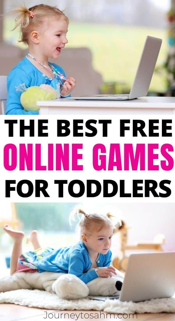 All The Best Free Online Games For Toddlers Age 3 Toddler Games Online Online Games For Kids Free Online Toddler Games