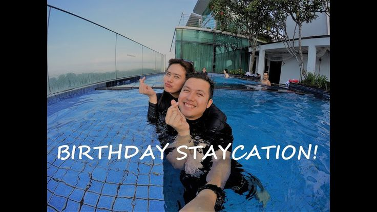 Changi Village Hotel Singapore - Birthday Staycation! || Poti Travels [OC] #Videography