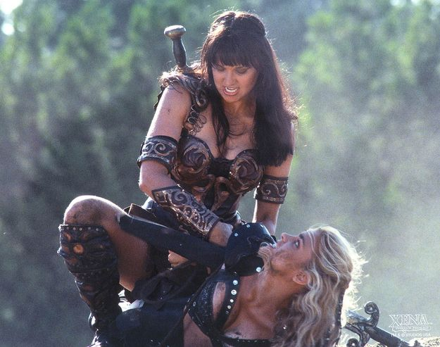 11 Reasons Xena: Warrior Princess Is Better Than Game Of Thrones (full disclosure: I only made it through one book in Game of Thrones and five minutes of the related show. I hate them both almost as much as I hate Girl . . . Tattoo . . . Dragonthingy, which is the worst thing ever in the world.)