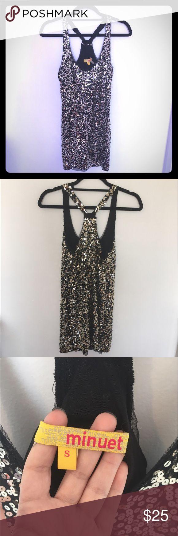 Sequence Dress Great Vegas mini dress. Good condition. Dresses Mini