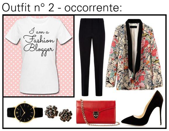 Come essere eleganti con una t-shirt: 4 outfit chic per una tee!  Il blog di Gattablu Shop Online in collaborazione con Outfit Perfetto!