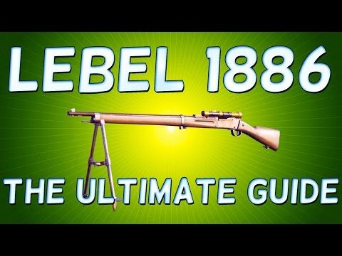 Battlefield 1 LEBEL MODEL 1886 SNIPER! The NEW Sniper Rifle and TIPS to QUICKLY Unlock! - http://freetoplaymmorpgs.com/battlefield-1-online/battlefield-1-lebel-model-1886-sniper-the-new-sniper-rifle-and-tips-to-quickly-unlock
