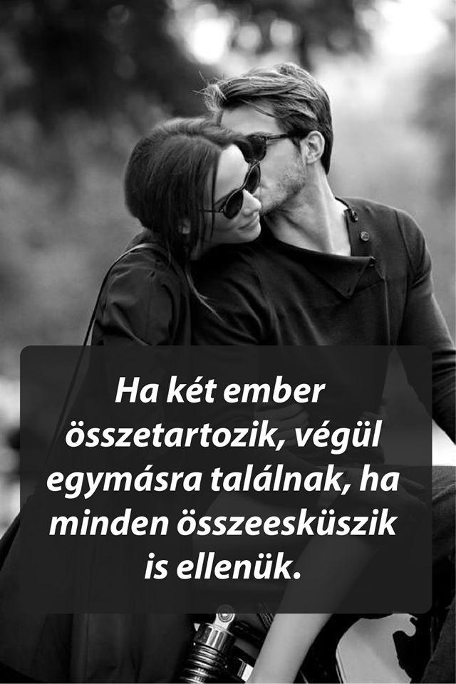 Ha két ember összetartozik, végül egymásra találnak, ha minden összeesküszik is ellenük.