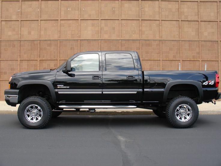 lifted Chevrolet Silverado