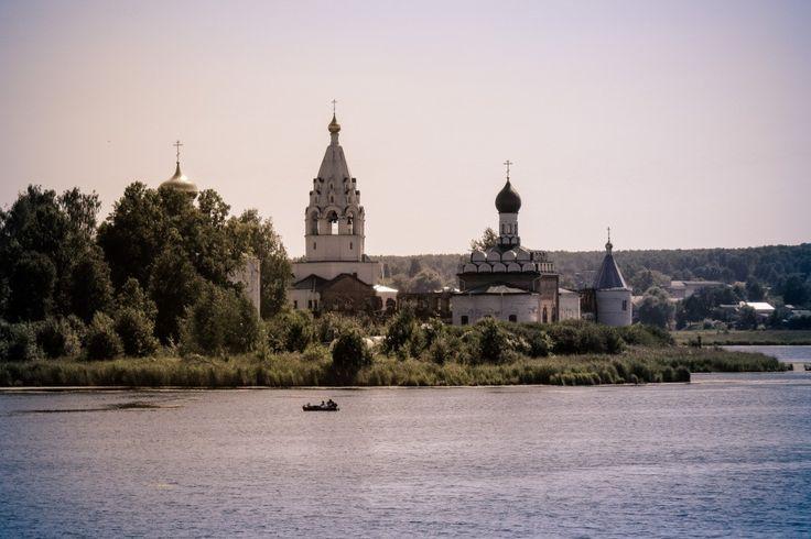 Троицкий Островоезерский монастырь, Ворсма, Нижегородская область