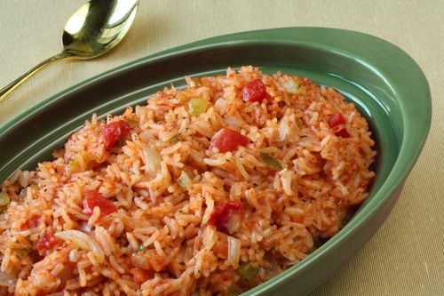 Spanish Rice / Arroz Español