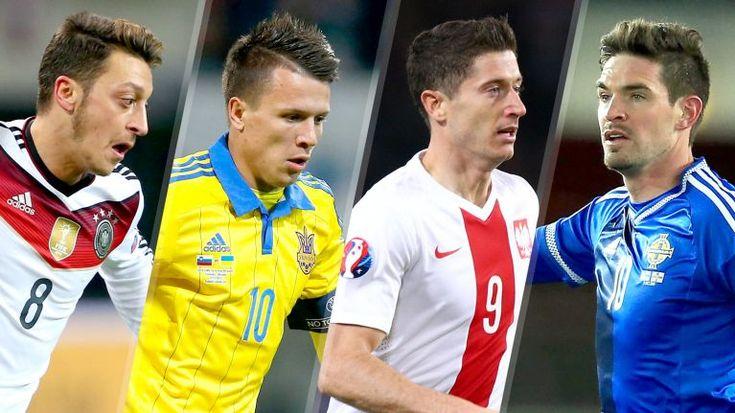 Jadwal Grup C Euro 2016 atau pertandingan di Grup C Piala Eropa yang dihuni oleh Jerman, Ukraina, Polandia dan Irlandia Utara. Yang mana semua laga di grup ini akan disiarkan secara langsung di Ind…