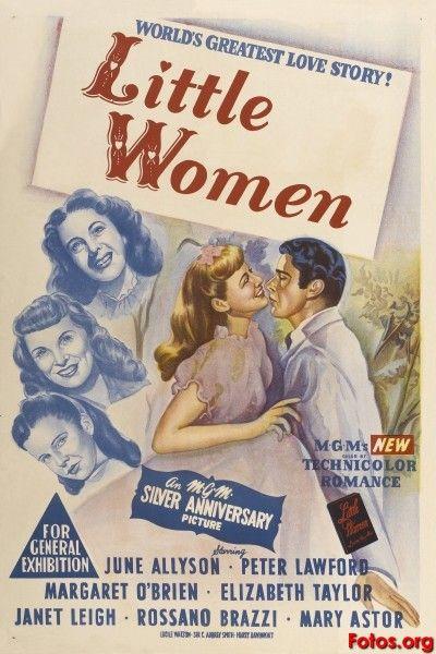 mujercitas-Little-Women-MGM-1949-Australian