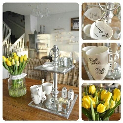 Tulips ❤ Riviera Maison ❤
