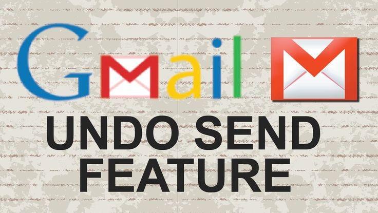 Gmail undo send feature #youtube #tutorial #gmail #tipsandtricks #video #email #emails #inbox #undosend #gmailundosend #gmailtips