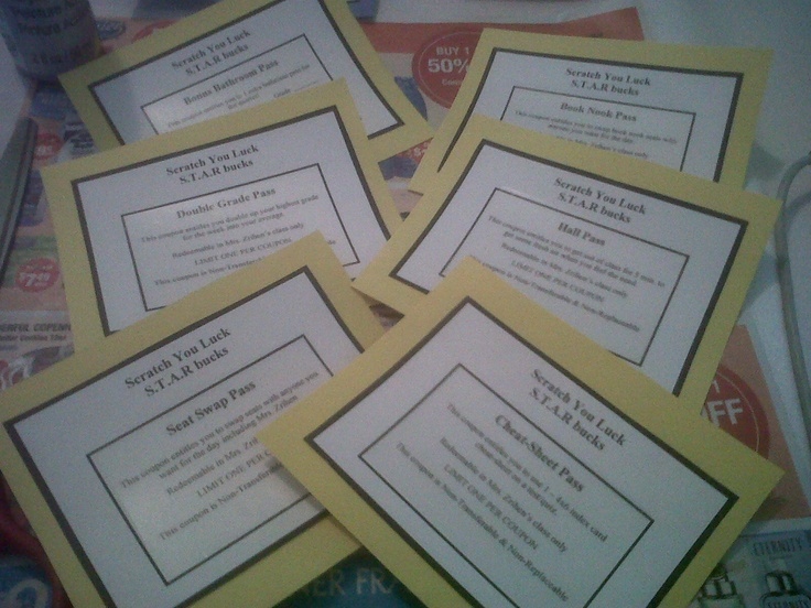 Classroom Incentive Ideas For Middle School : Best attendance incentive program images on pinterest
