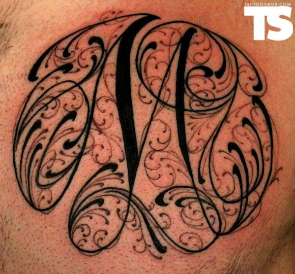 1000+ Ideas About Letter M Tattoos On Pinterest