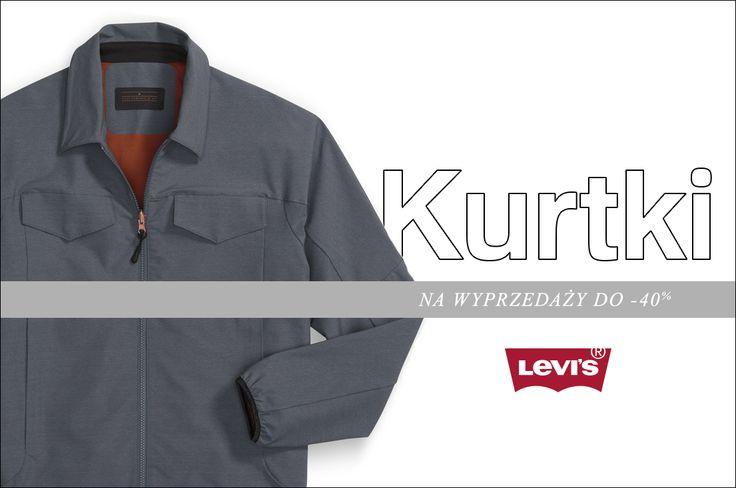 #jeanspl #levis #wyprzedaz #sale #kurtka