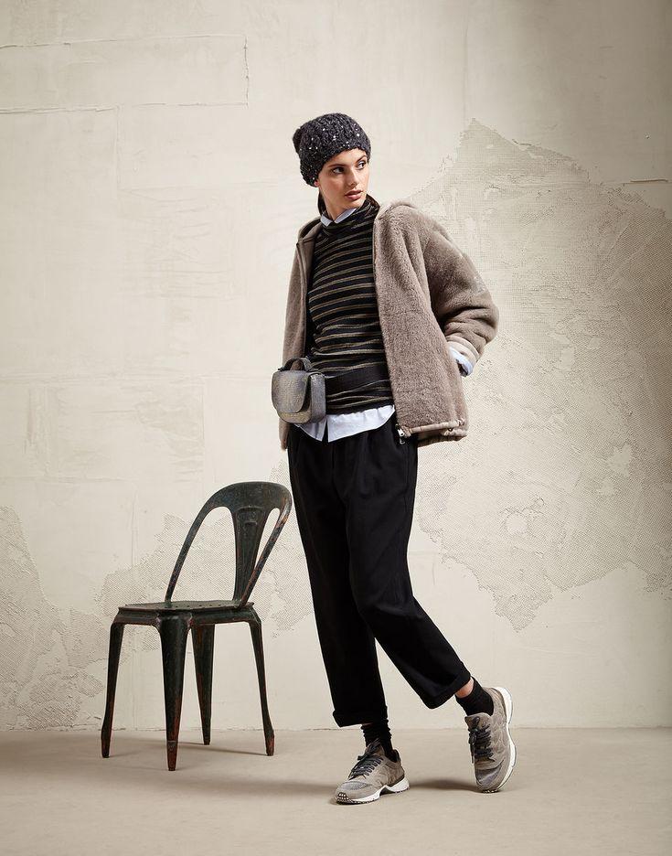 100 актуальных образов Brunello Cucinelli - Модный блог