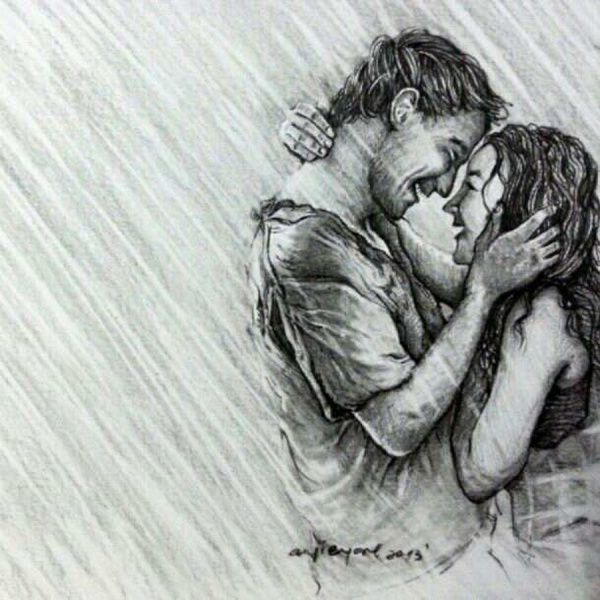45 Romantic Couple Pencil Sketches You Must See Buzz Hippy Cute Couple Drawings Cartoon Couples Drawings Romantic Couple Pencil Sketches