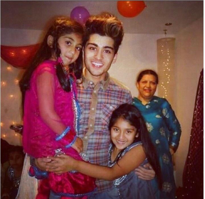 Zayn Malik Family Pictures family | ZAYN | Pinter...