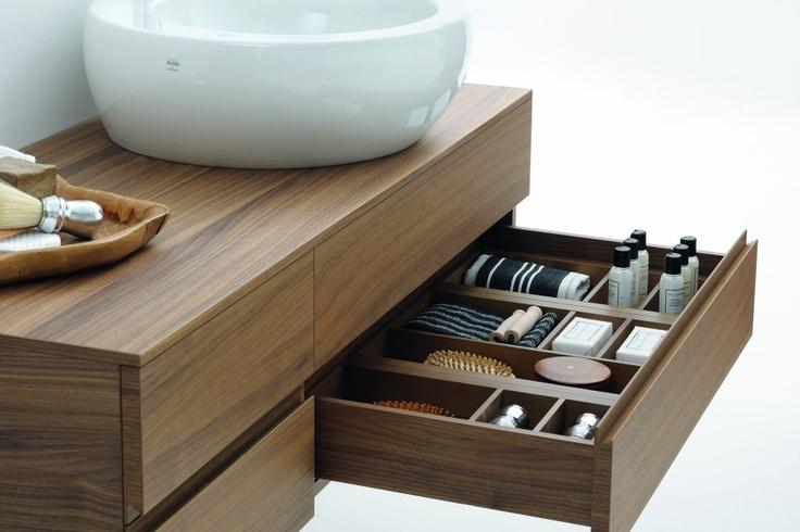 Bathroom storage il bagno alessi one dream home pinterest alessi and bathroom - Organizer bagno ...